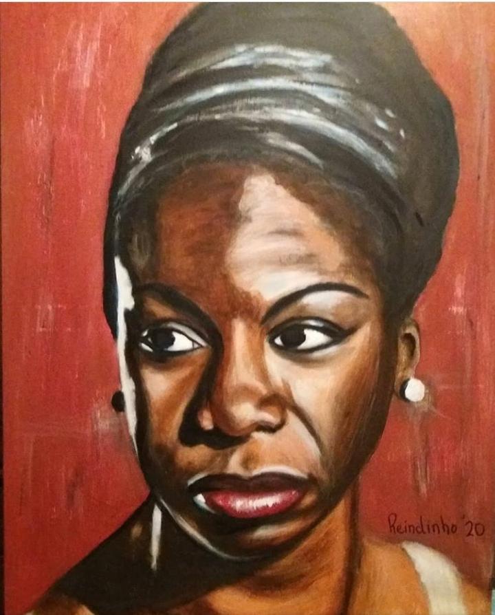 Nina Simone by Reindinho